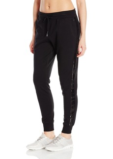 Betsey Johnson Women's Skinny Sweatpant  L