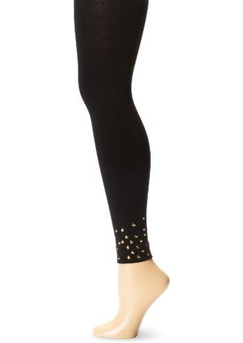 Betsey Johnson Women's Space Cadet Fleece Footless Tight