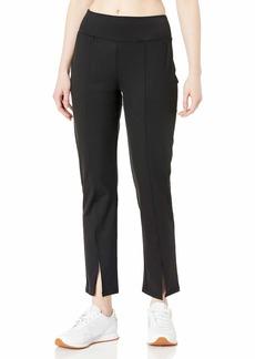 Betsey Johnson Women's Split Hem Skinny Pants