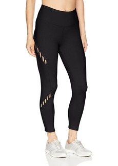 Betsey Johnson Women's Sueded 7/8 Legging