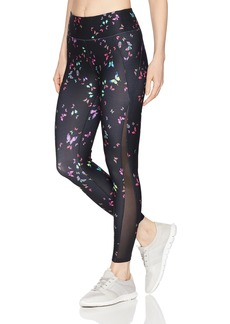 Betsey Johnson Women's Sueded 7/8 Legging  Extra Small