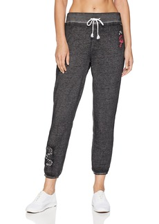 Betsey Johnson Women's Sweatpant  Extra Large