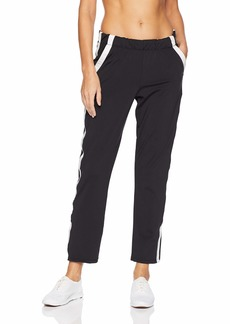 Betsey Johnson Women's Sweatpant with Front Pocket and Side Trim  Extra Large