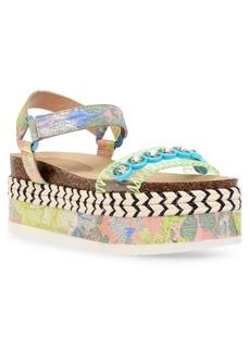 Betsey Johnson Women's Tovaa Flatform Sandal Women's Shoes