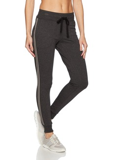 Betsey Johnson Women's Track Tape Sweatpant  M