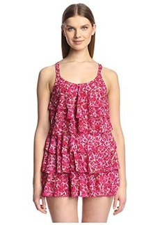 Betsey Johnson Women's True Romance Cover Up Top  S
