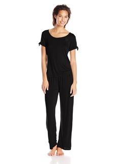 Betsey Johnson Women's Two-Piece Pajama Set