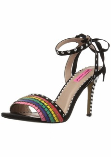 Betsey Johnson Women's Tyna Heeled Sandal