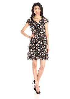 Betsey Johnson Women's Vintage Ditzy Floral Dress