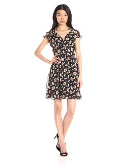 Betsey Johnson Women's Vintage Ditzy Floral Dress