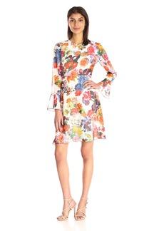 Betsey Johnson Women's Vintage Floral Dress