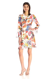 Betsey Johnson Women's Vintage Floral Dress