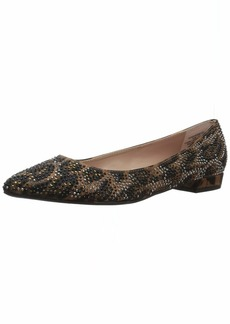 Betsey Johnson Women's Webb Ballet Flat