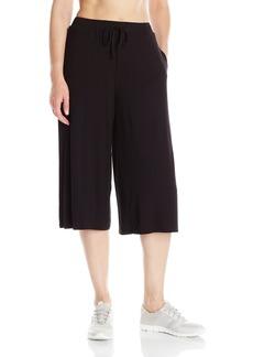 Betsey Johnson Women's Wide-Leg Crop Pant
