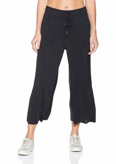Betsey Johnson Women's WIDE LEG LOUNGE PANT  SMALL