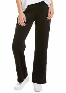 Betsey Johnson Women's Wide Leg Snap Track Pant