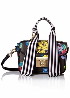 Betsey Johnson Wrapped Up in You 3 Mini Top Handle Bag