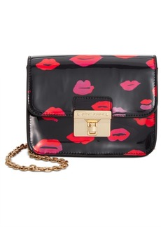 Betsey Johnson Xoxo Patent Crossbody