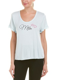 Blue By Betsey Johnson Embroidered T-Shirt