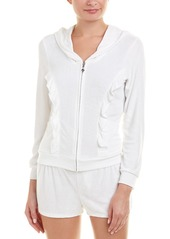 Blue By Betsey Johnson Hooded Pajama Top