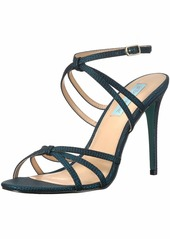 Blue by Betsey Johnson Women's SB-MYLA Heeled Sandal   M US