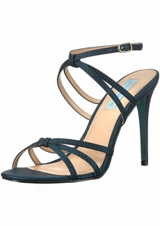 Blue by Betsey Johnson Women's SB-MYLA Heeled Sandal   M US