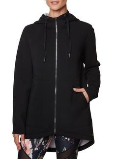 Betsey Johnson Bonded Anorak Jacket