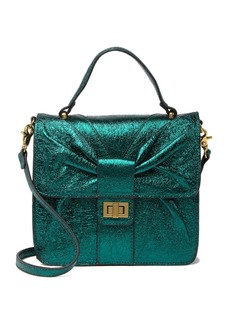 Betsey Johnson Bowtastic Top Handle Crossbody Bag