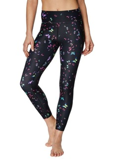 Betsey Johnson Butterfly Printed Leggings