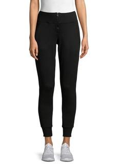 Betsey Johnson Classic Logo Jogger Pants