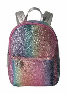 Betsey Johnson Clear Links Mini Backpack
