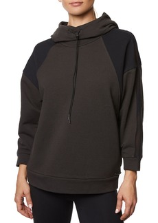 Betsey Johnson Colorblocked Track Hoodie