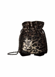 Betsey Johnson Drawstring Pouch