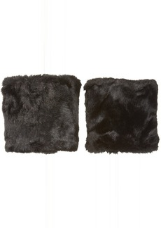 Faux Fur Boot Cuff