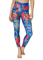 Betsey Johnson Floral Vine Leggings