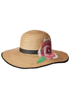Flowerista Floppy Hat