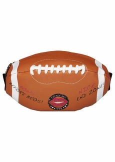 Betsey Johnson Football Fanny Pack