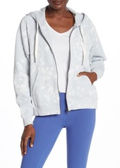 Betsey Johnson Front Zip Knit Hooded Jacket.