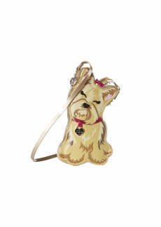 Betsey Johnson I Heart New Yorkie Crossbody
