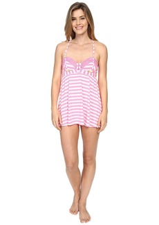 Betsey Johnson Knit Babydoll with Matching Bikini