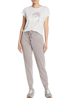 Betsey Johnson Knit Jogger Pants