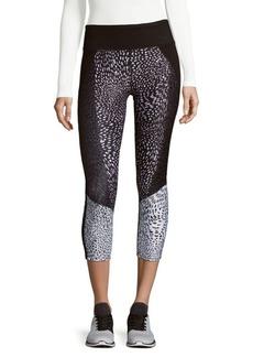 Betsey Johnson Leopard Print Leggings
