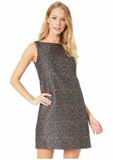 Betsey Johnson Leopard Shift Dress