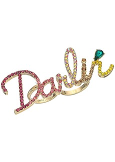 Pave Darlin Ring