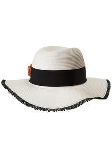 Pom Pom Girl Panama Hat
