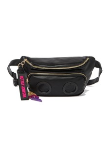 Betsey Johnson Radio Speaker Belt Bag