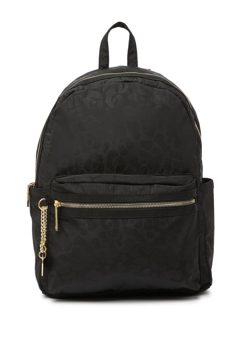 Betsey Johnson Rainbow Nylon Backpack