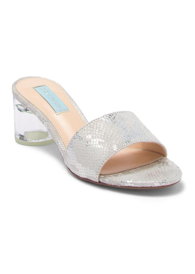 Betsey Johnson SB Alani Sandal