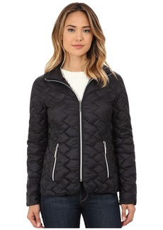 Betsey Johnson Short Lightweight Puffer