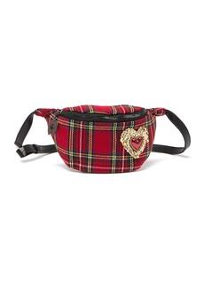 Betsey Johnson Waist Deep Belt Bag